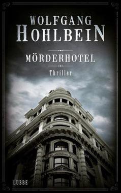 Cover von: Mörderhotel