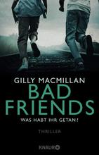 Cover von: Bad Friends