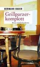 Cover von: Grillparzerkomplott