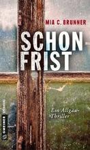 Cover von: Schonfrist