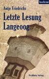 Cover von: Letzte Lesung Langeoog