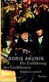 Cover von: Die Entführung des Großfürsten
