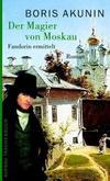 Cover von: Der Magier von Moskau