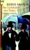 Cover von: Die Liebhaber des Todes