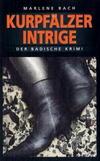 Cover von: Kurpfälzer Intrige