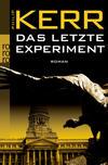 Cover von: Das letzte Experiment