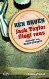 Cover von: Jack Taylor fliegt raus