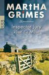 Cover von: Inspector Jury küsst die Muse