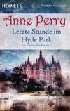 Cover von: Letzte Stunde im Hyde Park
