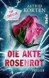 Cover von: Die Akte Rosenrot