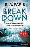 Cover von: Breakdown