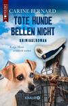 Cover von: Tote Hunde bellen nicht