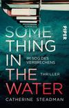 Cover von: Something in the Water