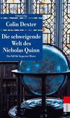 Cover von: Die schweigende Welt des Nicholas Quinn