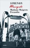 Cover von: Madame Maigrets Freundin