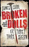 Cover von: Broken Dolls - Er tötet ihre Seelen