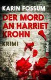 Cover von: Der Mord an Harriet Krohn