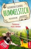 Cover von: Hummelstich - Casanova muss sterben