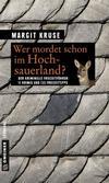 Cover von: Wer mordet schon im Hochsauerland?