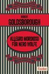 Cover von: Allegro mordioso für Nero Wolfe