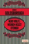 Cover von: Nero Wolfe: Werben heißt Sterben