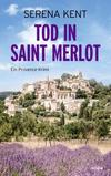 Cover von: Tod in Saint Merlot