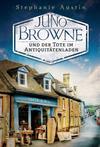 Cover von: Juno Browne und der Tote im Antiquitätenladen