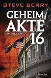 Cover von: Geheimakte 16