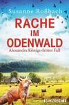 Cover von: Rache im Odenwald