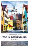 Cover von: Tod in Rothenburg