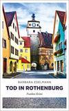 Cover von: Tod in Rothenburg