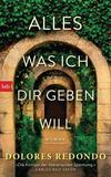 Cover von: Alles was ich dir geben will