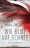 Cover von: Wie Blut auf Schnee