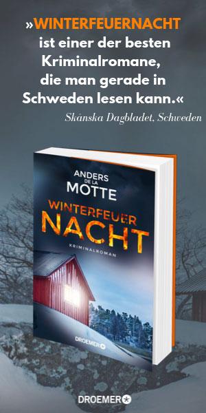 Anders de la Motte, Winterfeuernacht